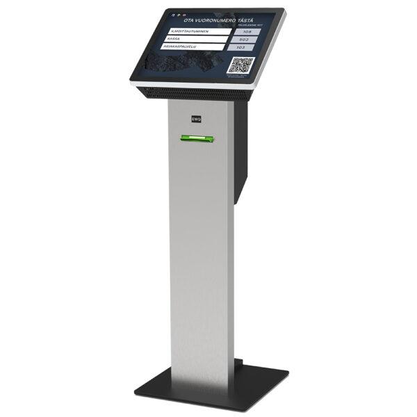 EWQ-Touch lippuautomaatti