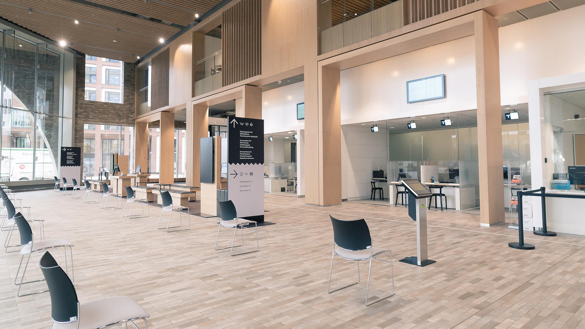 Helsingin Kaupunki luottaa EWQ:n Jonottomiin Palveluihin asiakashallinnassaan.